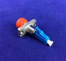LC Male - FC Female Singlemode SC Mount Adapter