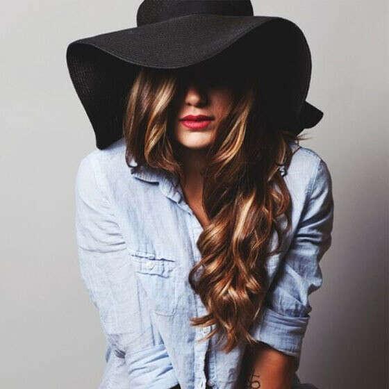 Сногсшибательную шляпу
