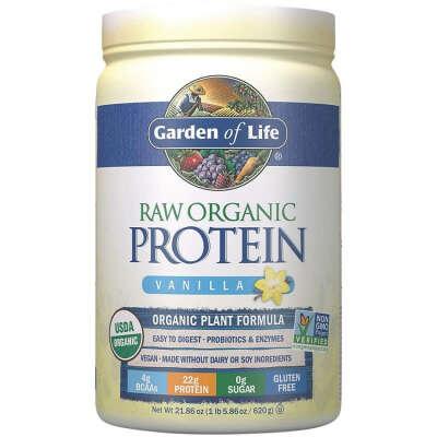 garden of life веган протеин