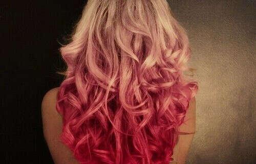 Хочу яркие волосы )