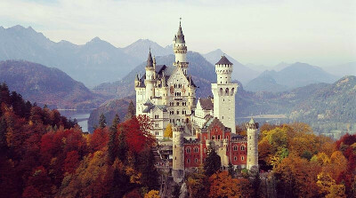 Побывать в Германии