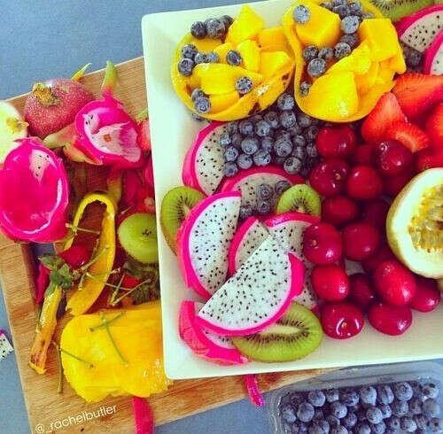 Перепробовать все тропические фрукты