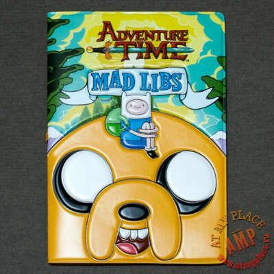 Обложка на паспорт Adventure Time