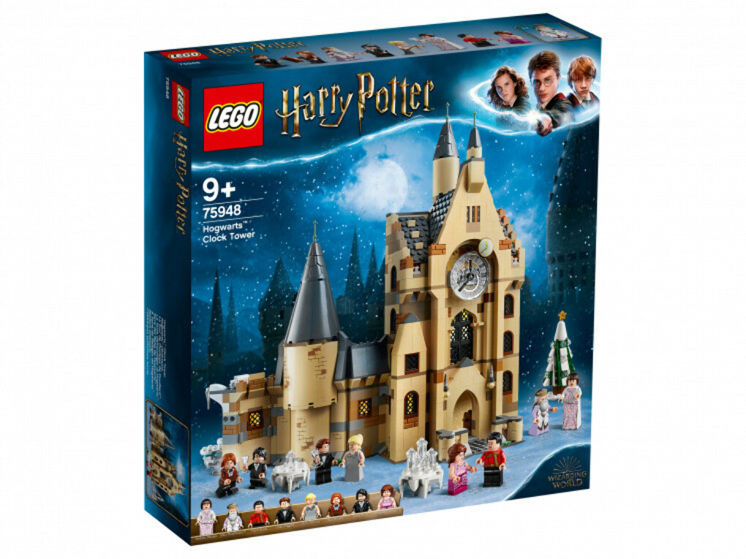 Harry Potter 75948 Часовая башня Хогвартса