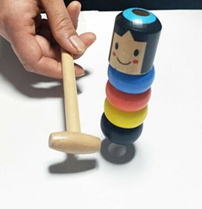 """luxenmart.com is offering """"Magic Hammer Man™️ – Original Wooden Magic Toy"""" at affordable price."""