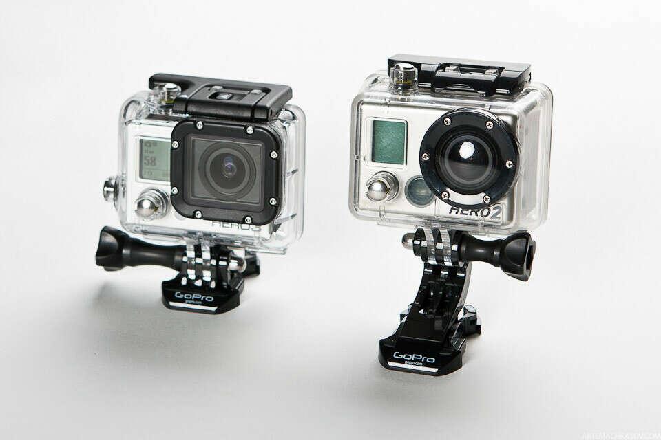 камеру Go Pro
