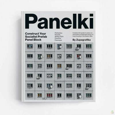 Книга Panelki