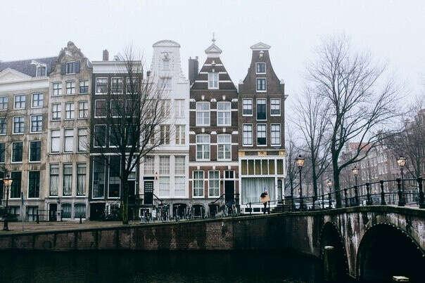 Smoke weed in Amsterdam