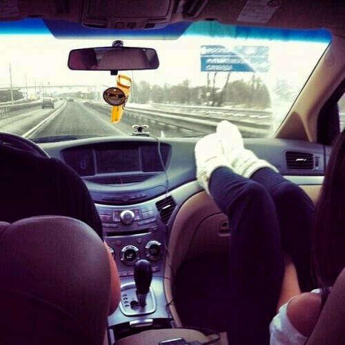 путешествовать на машине