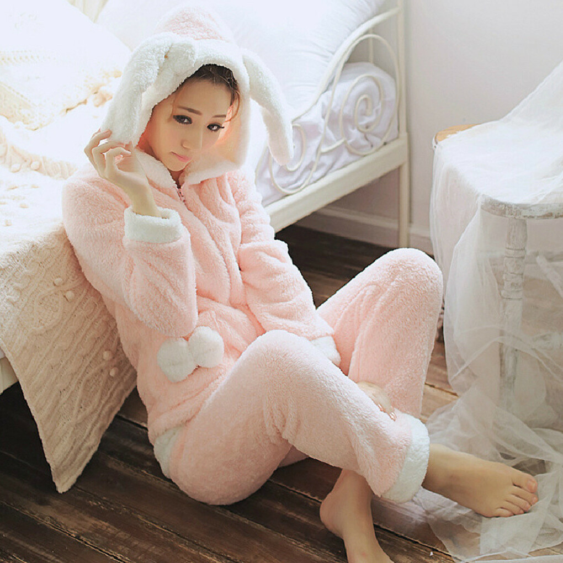 пушистая пижамка