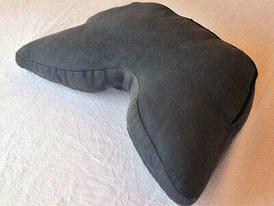 Подушка для медитации «Zen», конфигурация Master, темно-синяя или темно-серая