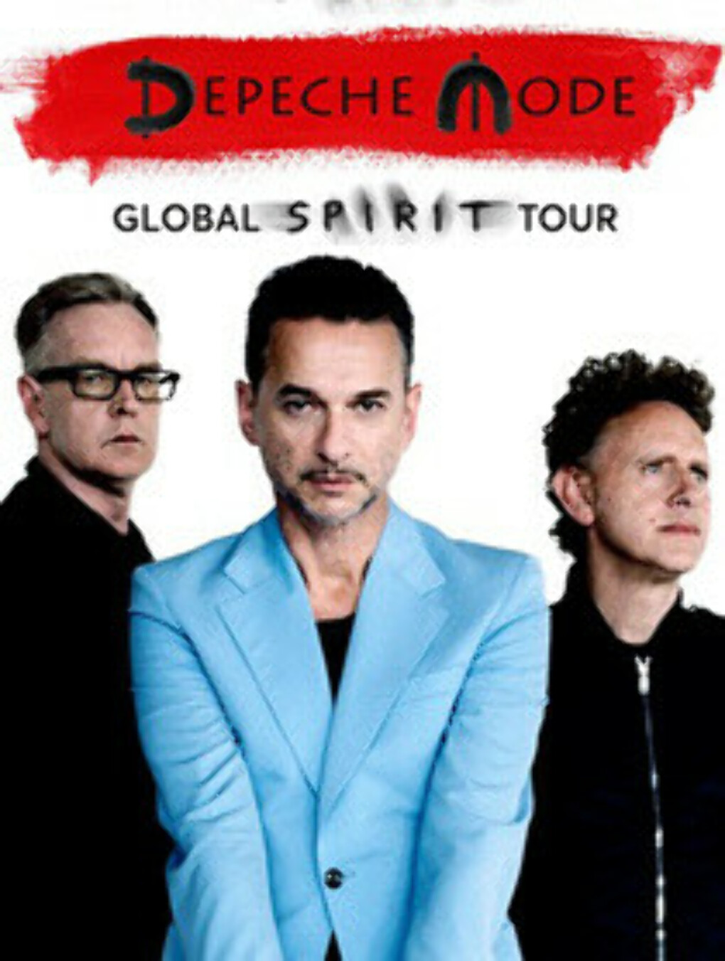 Билеты на концерт Depeche Mode (2018, Spirit Tour)