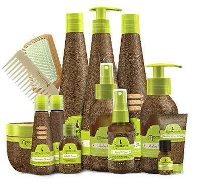 Средства по уходу за волосами Macadamia