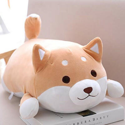 Shiba Inu Dog Plush Pillow