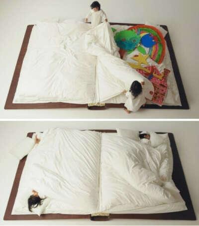 Хочу такую кровать)