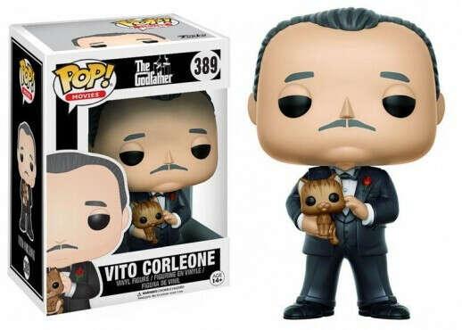 FUNKO POP! Movies: The Godfather - Vito Corleone / Фигурка ФАНКО ПОП: Фильмы: Крестный отец - Вито Корлеоне