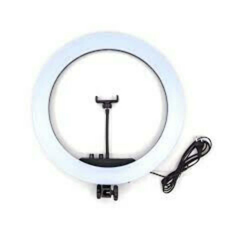 Кольцевая лампа для съемок