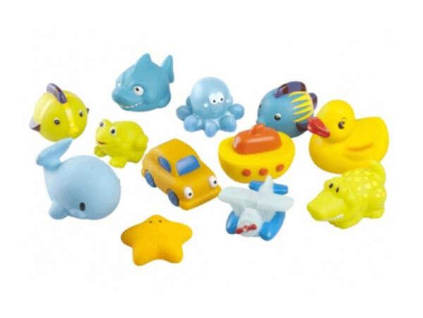 BABYMOOV игрушка (12 шт) для ванны