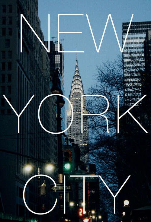 Побывать в Нью-Йорке.