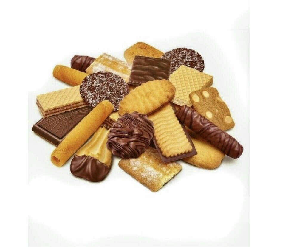 Набор печенья и вафель Lambertz
