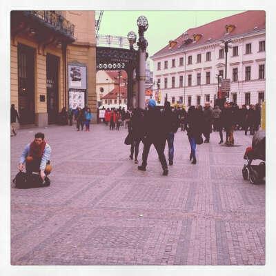 Хочу еще раз в Прагу.