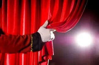 Билеты в театр на комедию