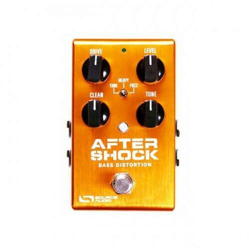 Хочу Source Audio SA246 One Series Aftershock Bass Distortion