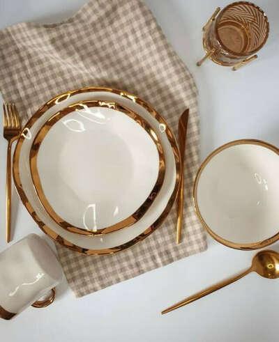 Тарелки посуда
