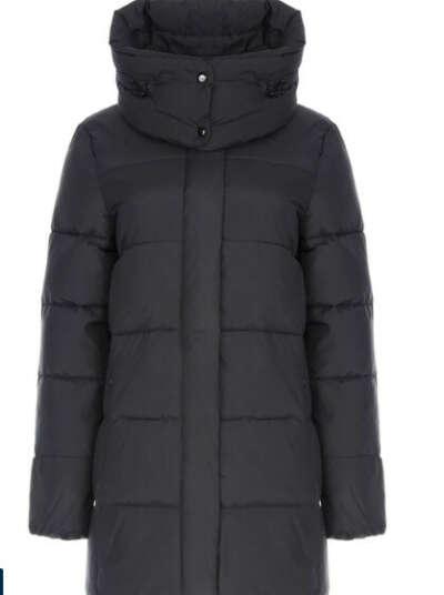 Утепленная куртка.