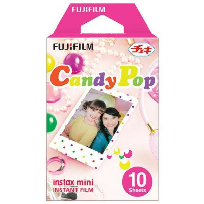 "Фотопленка ""Instax Mini Candypop WW 1"""