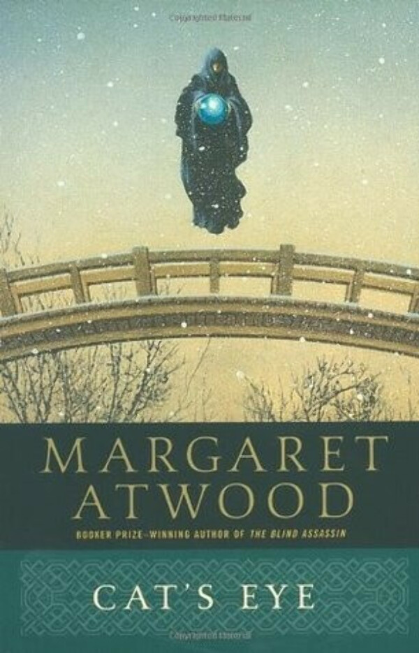 Cat`s Eye by Margaret Atwood