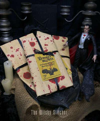Dracula's Wallpaper ~ Аида 14 в  крови
