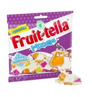Мармелад Fruittella Mooeys жевательный, Кислые червячки