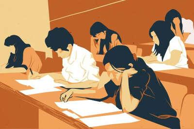 Сдать все екзамены.