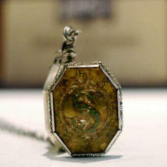 Медальон Слизерина
