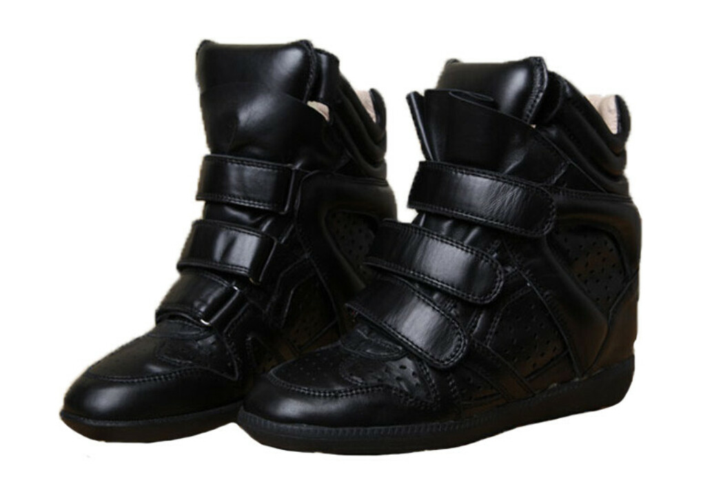 Кроссовки ISABEL MARANT SNEAKERS BLACK SUMMER