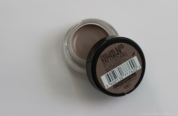 color tattoo-maybelline (40 permanent taupe)
