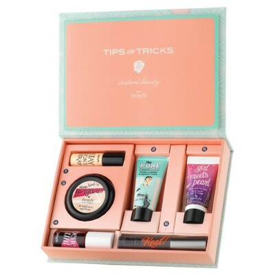 Benefit Primping with the Stars Набор для макияжа