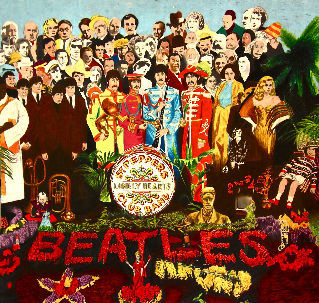 The Beatles. Sgt. Pepper's Lonely Hearts Club Band (ECD)