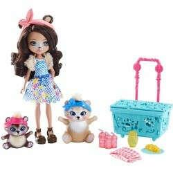 Игровой набор Энчентималс (Enchantimals) - Пикник на природе - купить в Империи Кукол - Империи Kids
