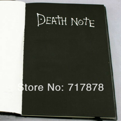 Тетрадь Death Note