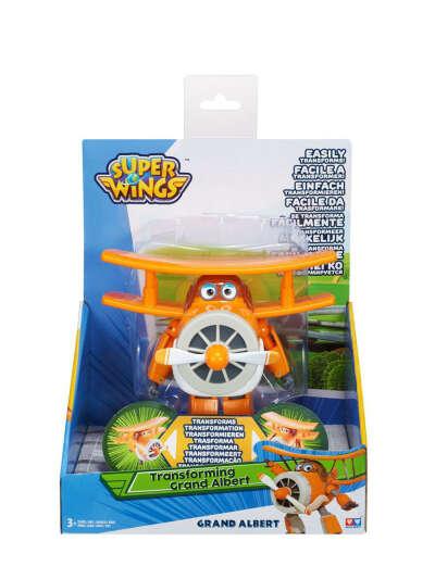 Трансформер Альберт, Super Wings