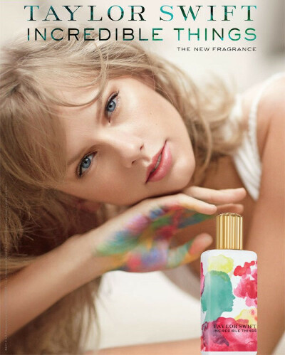 Духи Incredible things by Taylor Swift