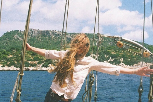 Ощущать свободу