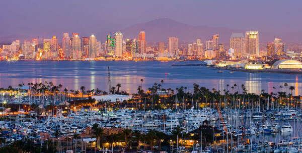 Поездка в San Diego