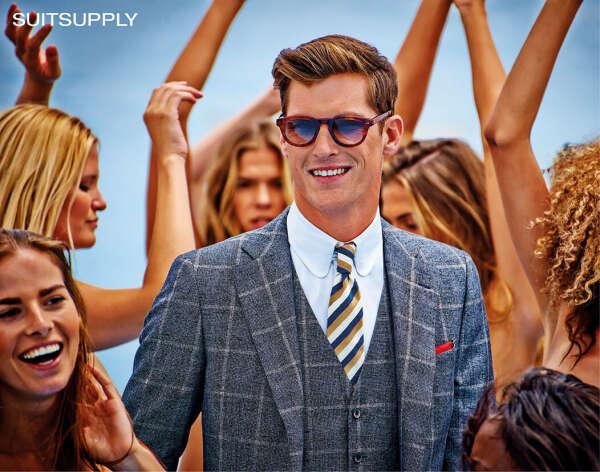 Подарочный сертификат Suit Supply