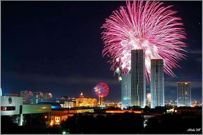 Хочу в Казахстан