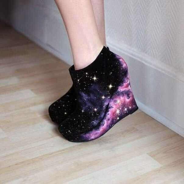 Хочу вот такие туфли!