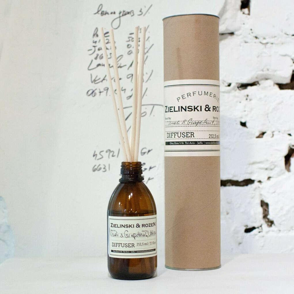Диффузоры (212мл) – Магазин – Zielinski & Rozen