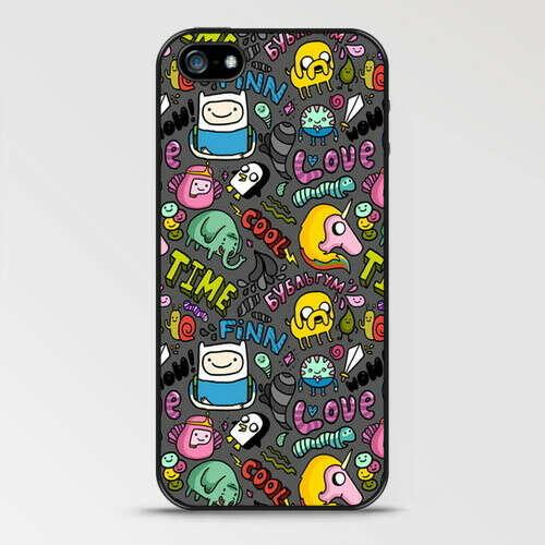 iPhone 5/5S - Adventure time! время приключений